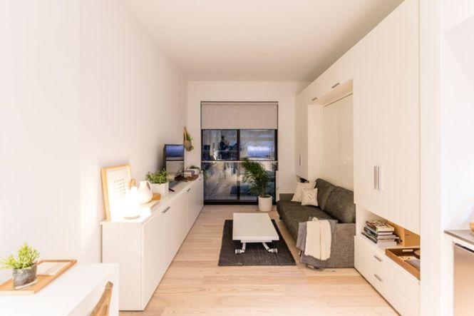 9 New York City Micro Apartments That