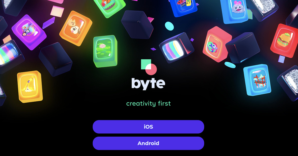 Byte, Vine's successor, has been purchased by another TikTok clone