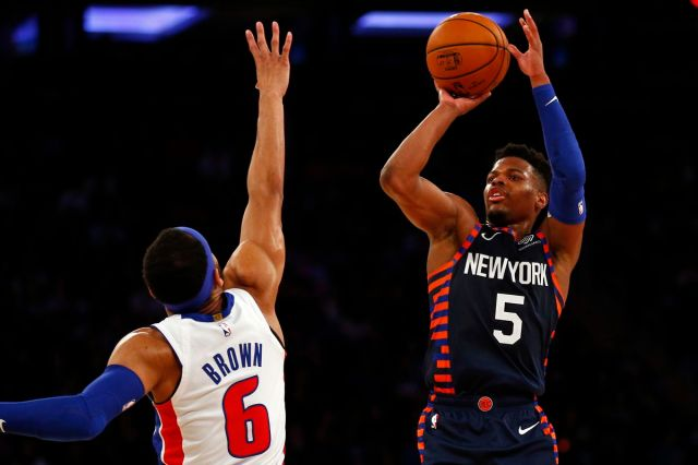 Pistons vs. Knicks Preview: And the beat goes on - Detroit Bad Boys