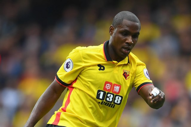 Odion Ighalo Manchester United squad number revealed