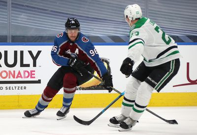 Dallas Stars v Colorado Avalanche - Game Seven