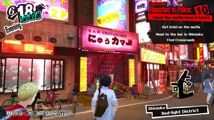 Image result for Crossroads – Persona 5