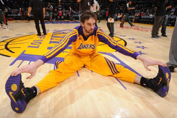 NBA Rumors: Pau  Gasol says Lakers, Barcelona are 'attractive' options if  he's healthy next season - Silver Screen and Roll