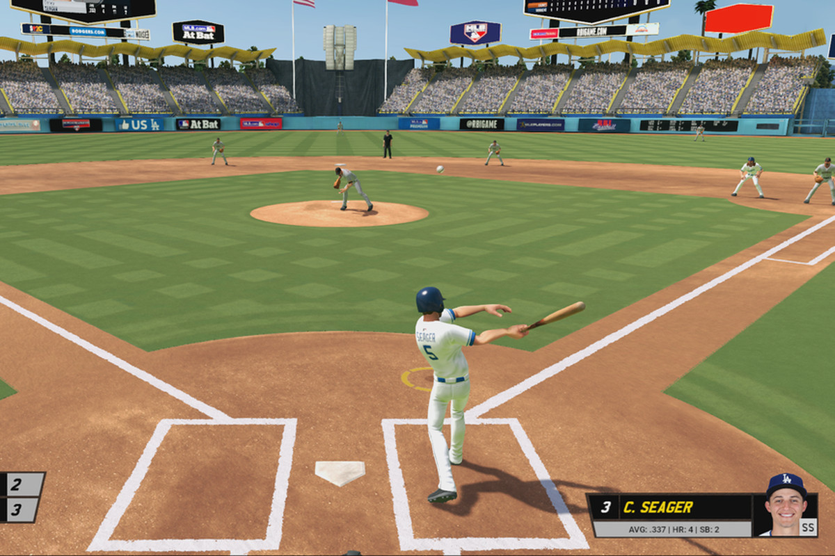 RBI Baseball Returns For A Fourth Edition On Xbox One