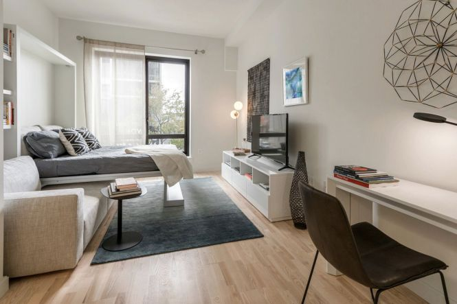 New Brooklyn Al Offers Some Of The Smallest Legal Apartments In Nyc