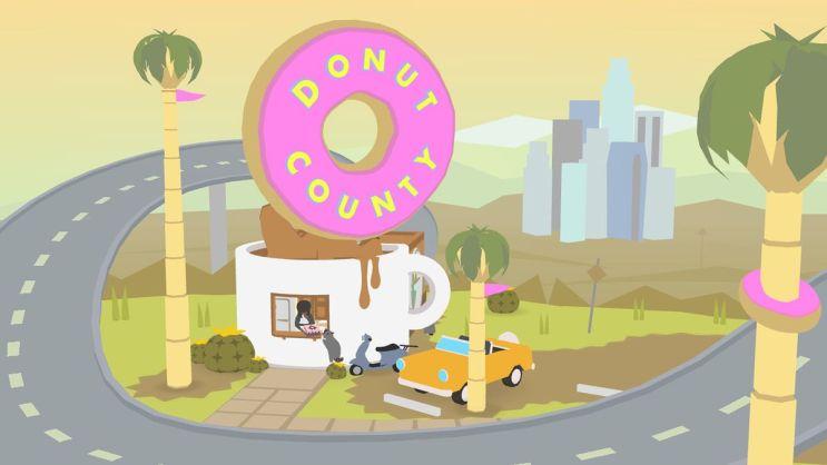 In Donut County geht es darum, Los Angeles zu schlucken und zu erkennen, dass Sie ein Arschloch sind - The Verge