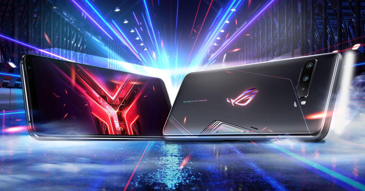 Asus' new ROG Phone 3 seems like a 5G-ready gaming powerhouse