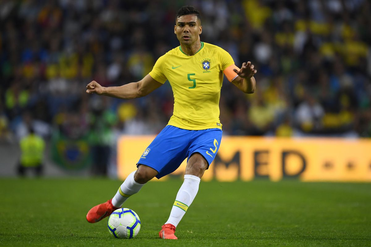 Casemiro and Brazil's successful international break continues with 1-3  victory over Czech Republic. - Managing Madrid