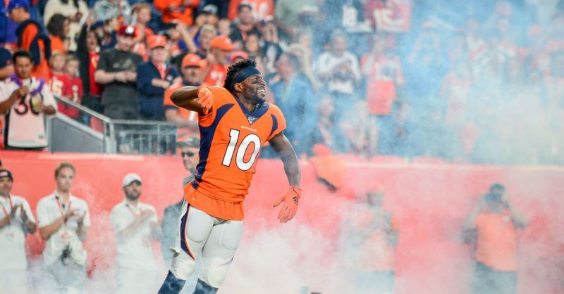 All the ways Emmanuel Sanders makes the 49ers even scarier