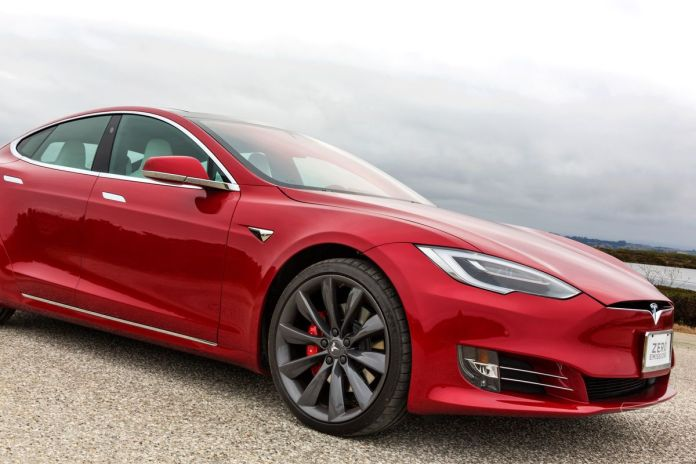 Tesla Model S P100d Review The Ultimate Status Symbol Of California Cool The Verge