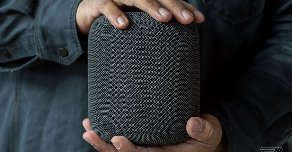 Maybe it's time for a HomePod fire sale, Apple
