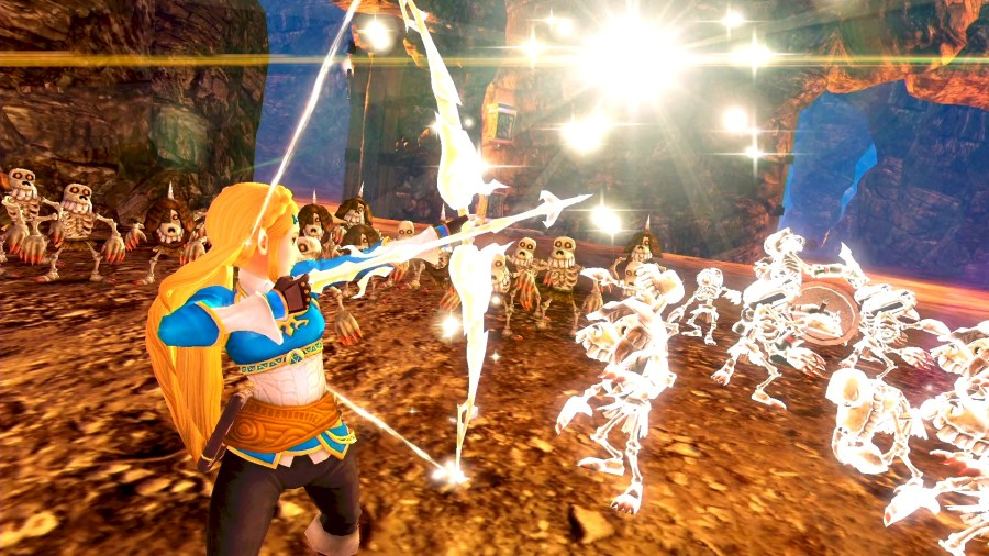 Image result for Hyrule Warriors switch