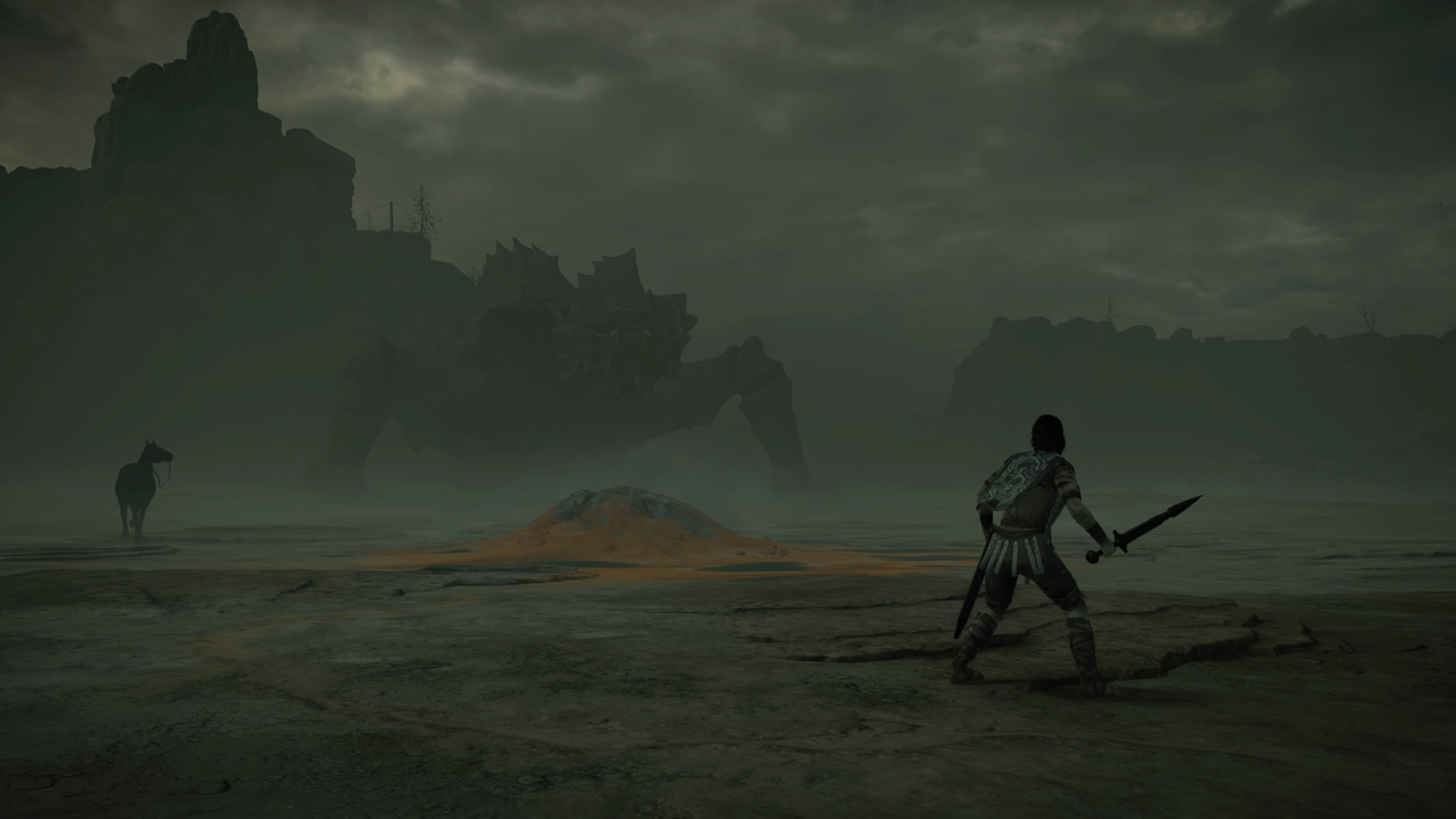 Watch One Of The Best Boss Fights From The Shadow Of The Colossus Polygon