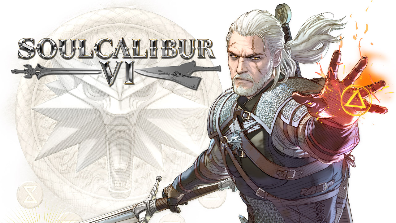 The Witchers Geralt Confirmed For Soulcalibur 6 Polygon
