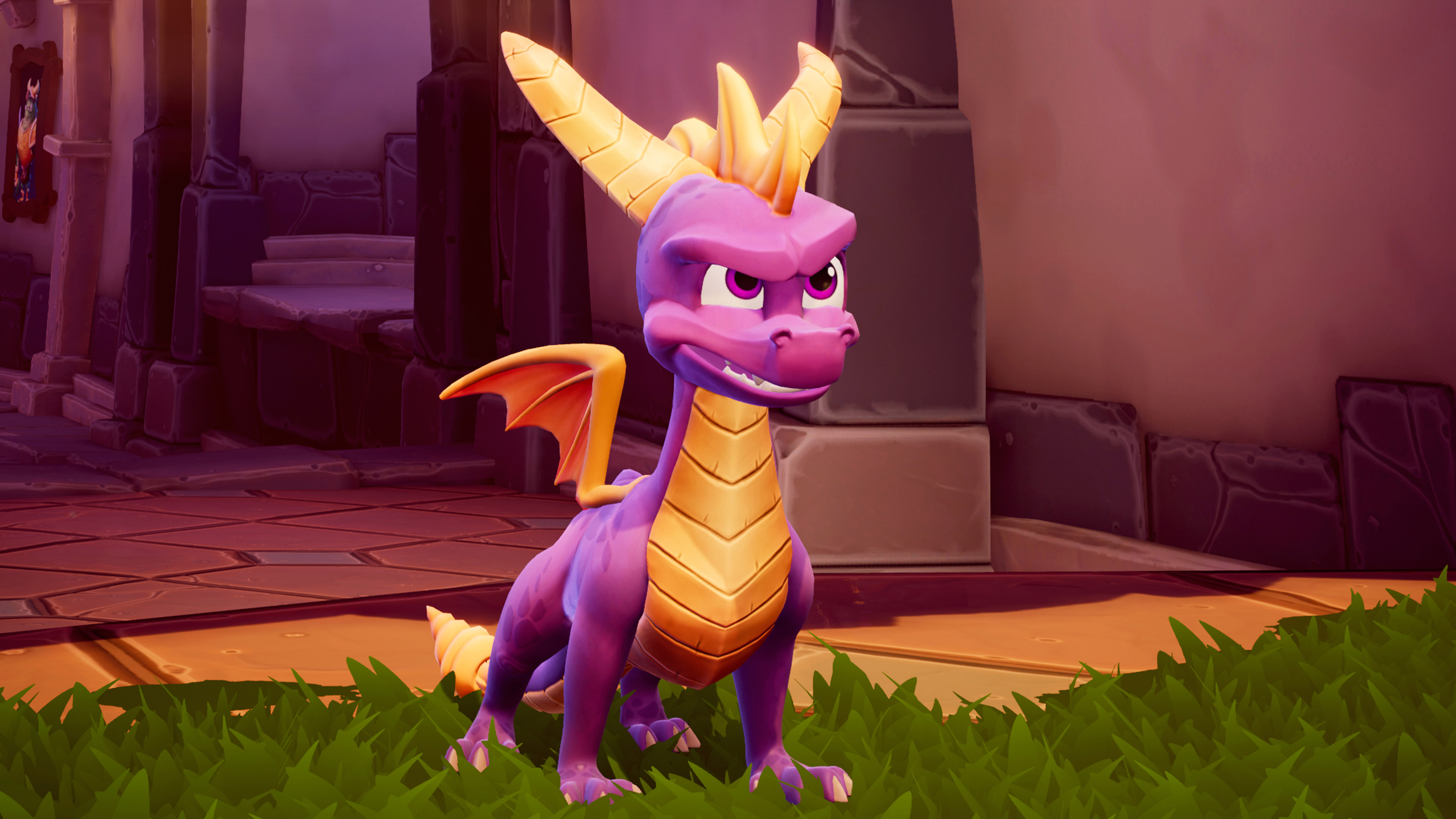Spyro The Dragon Remastered Trilogy Coming To PS4 Xbox One Polygon