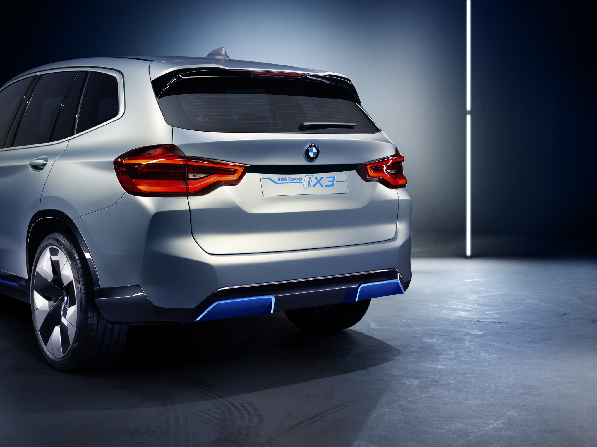 Bmw S Ix3 Is The Company S First Normal Looking All