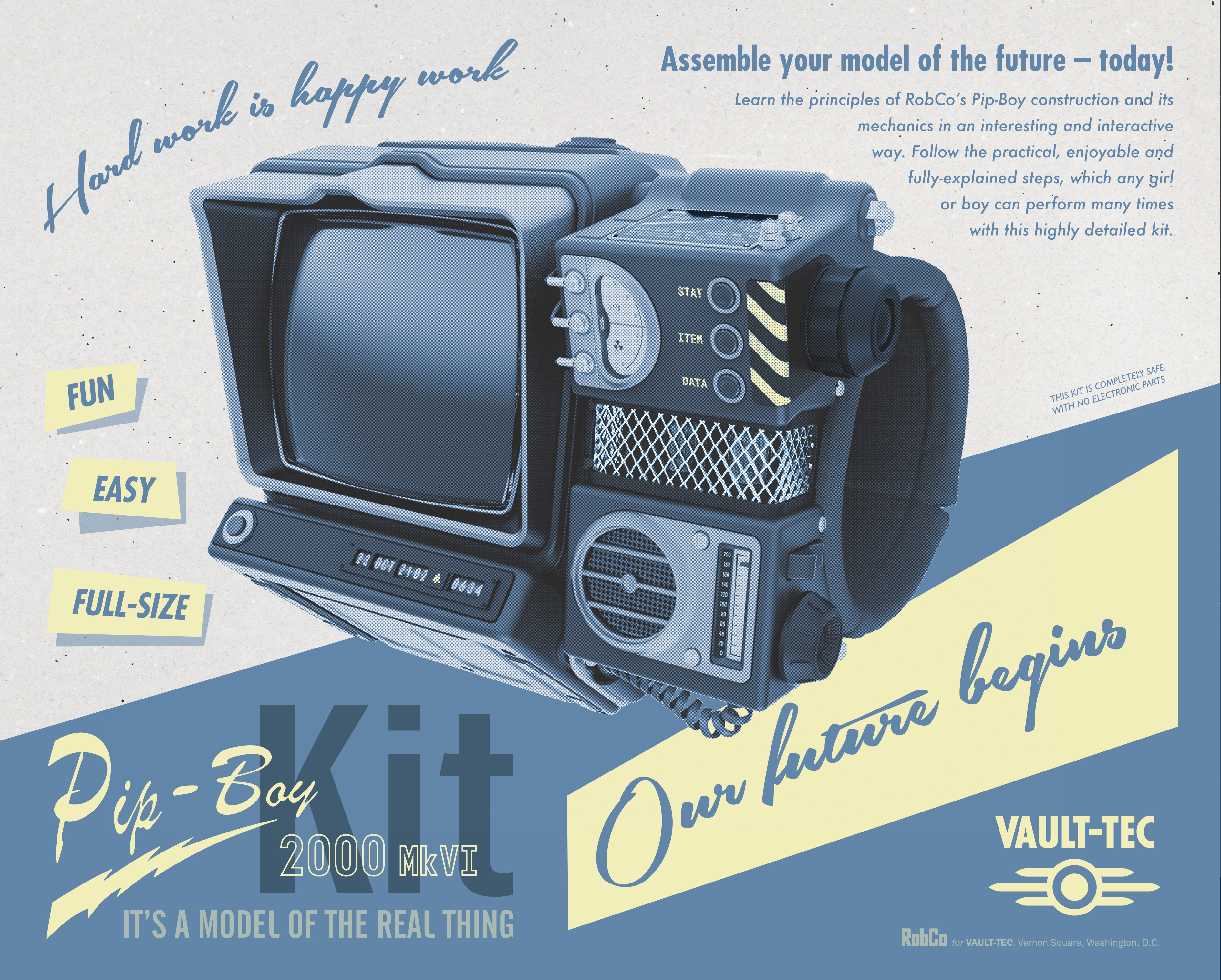 Build Your Own Pip Boy With Fallout 76s Special Edition