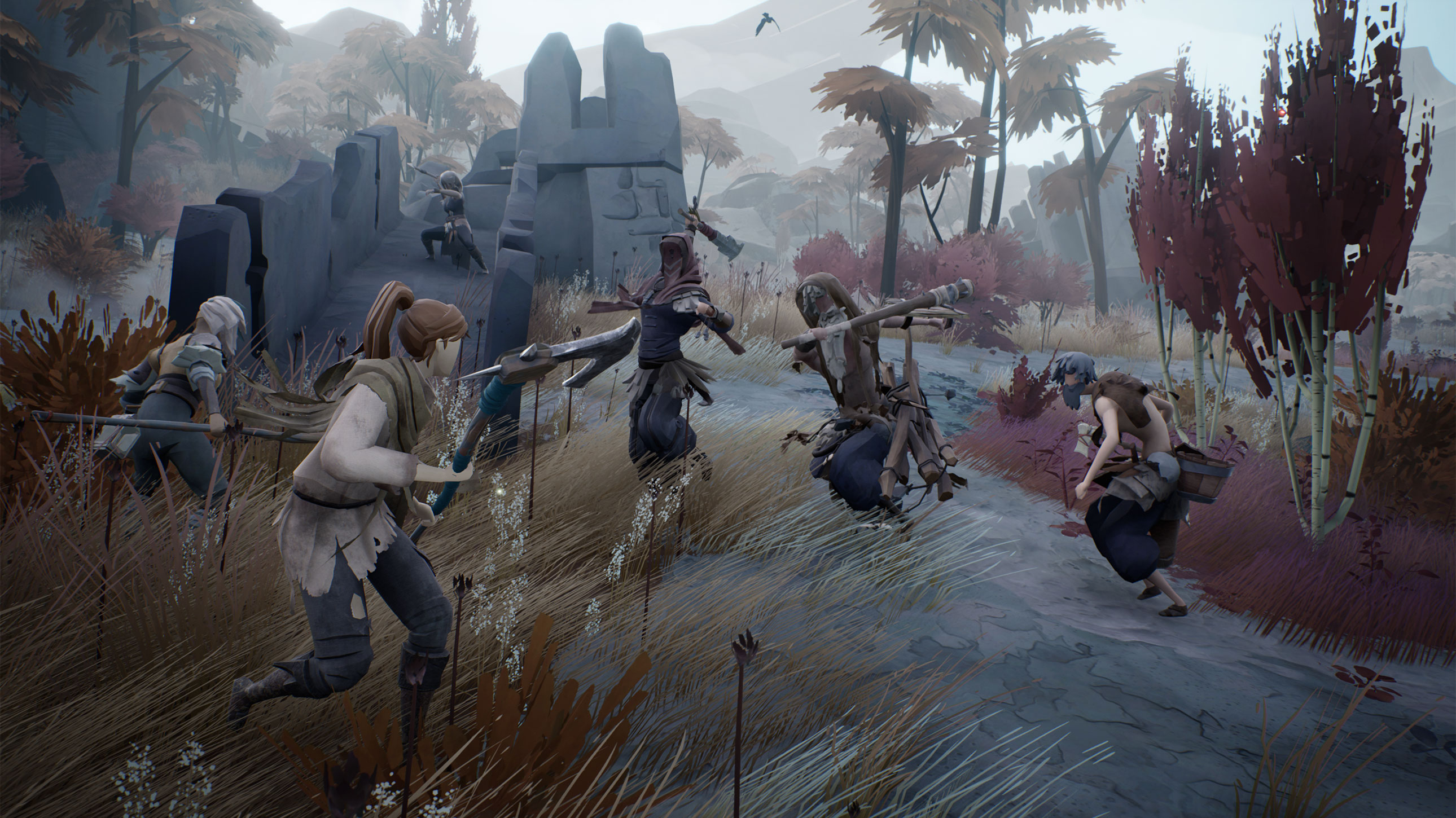 Ashen An Action RPG Inspired By Journey And Dark Souls Is Out Now Polygon
