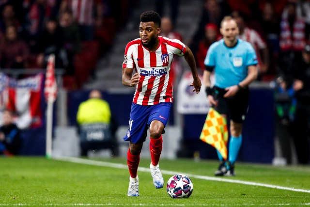 Athletico Madrid's Thomas Lemar linked to United in the Summer