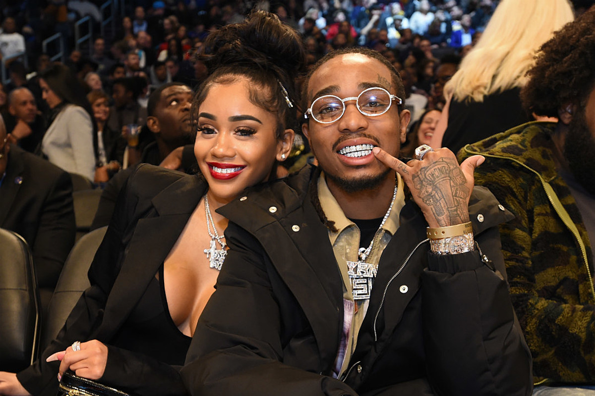 Twitter Reacts As Quavo Reportedly Repossesses Bentley He Got His Ex Saweetie For Christmas