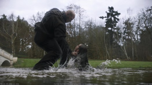 The Nevers' stunning lake fight sequence used real actors, not digital ones 6