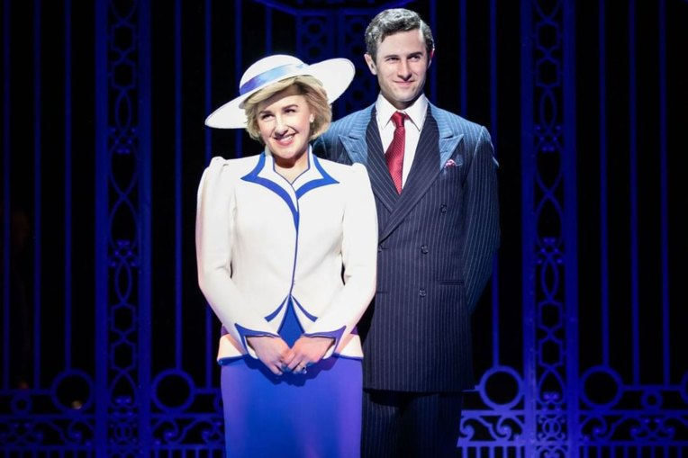 Netflix's 'Diana: The Musical' is a royal pain | Star Tribune