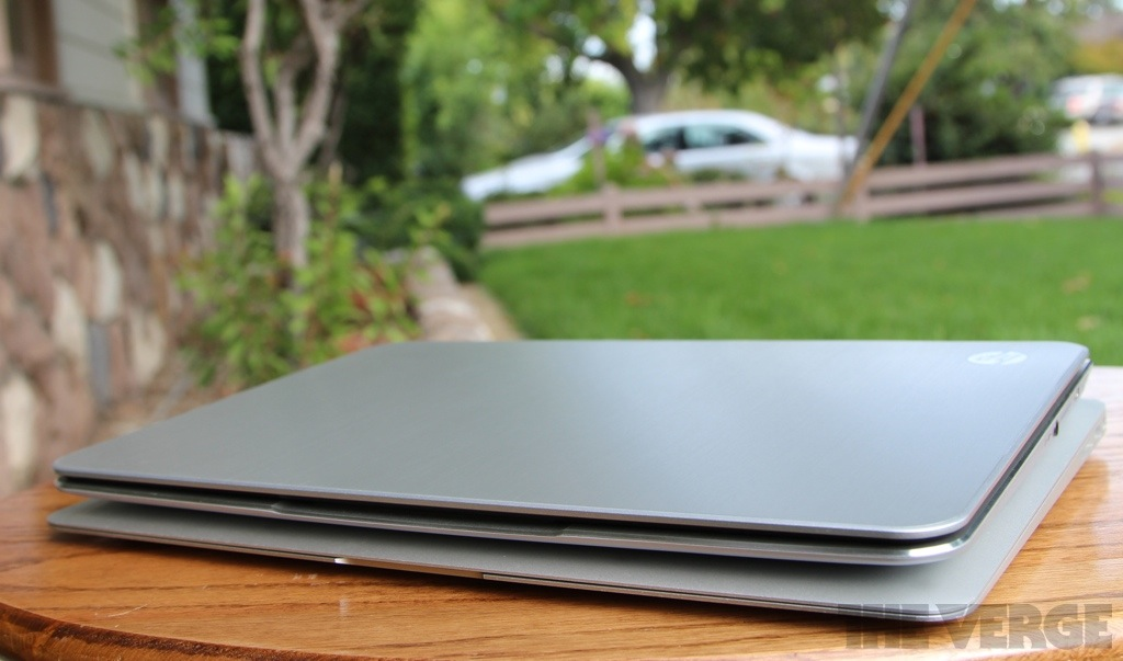 HP Envy Spectre XT Review Pictures The Verge