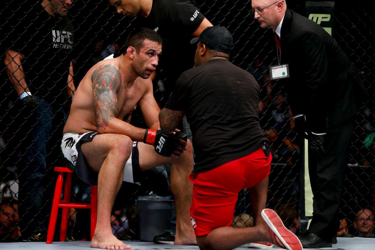 Ex-UFC champion Fabricio Werdum won't fight PFL 6 with Brandon Sayles on June 25