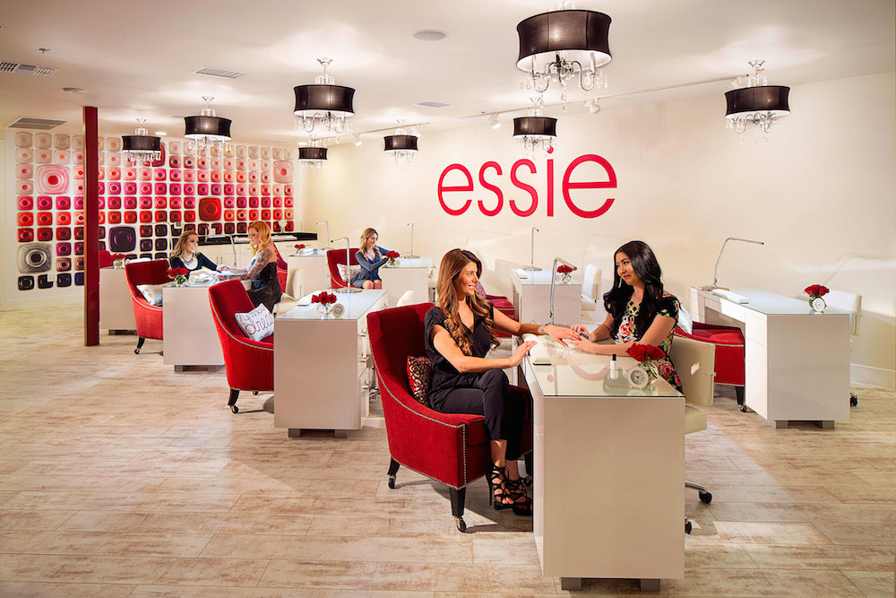 Essie Lounge At Look Style Society Photo