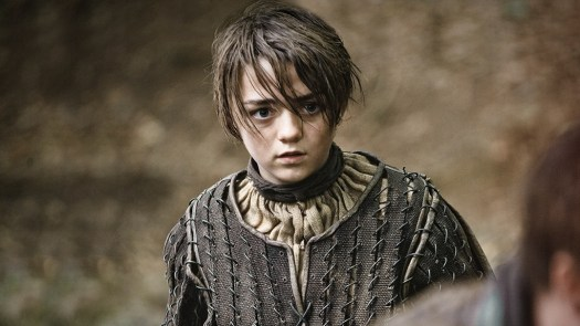 Image result for game of thrones arya