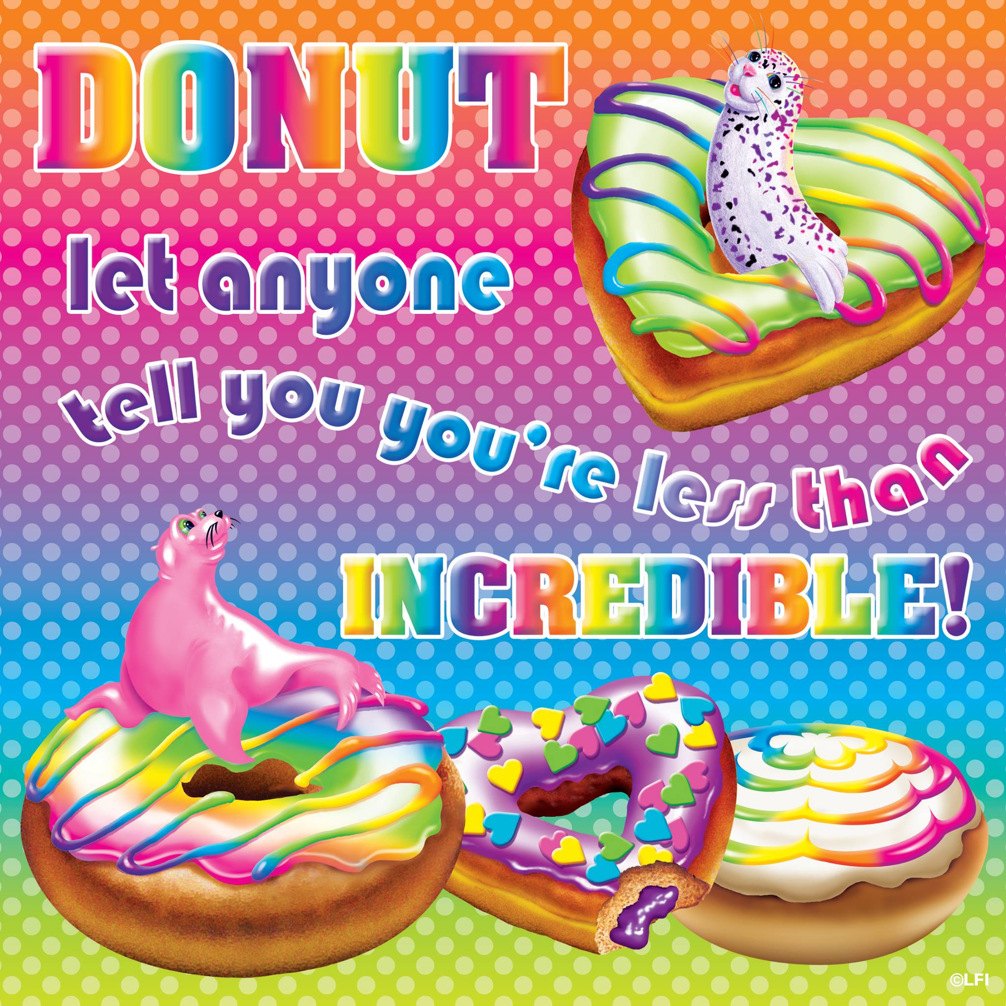 The Official Lisa Frank Facebook Page Is An Internet Safe