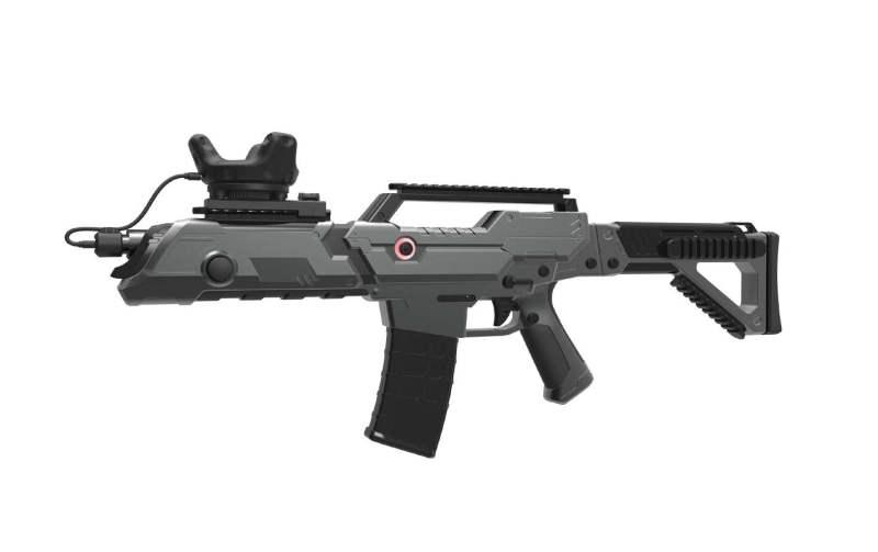 VR gun Vive tracker