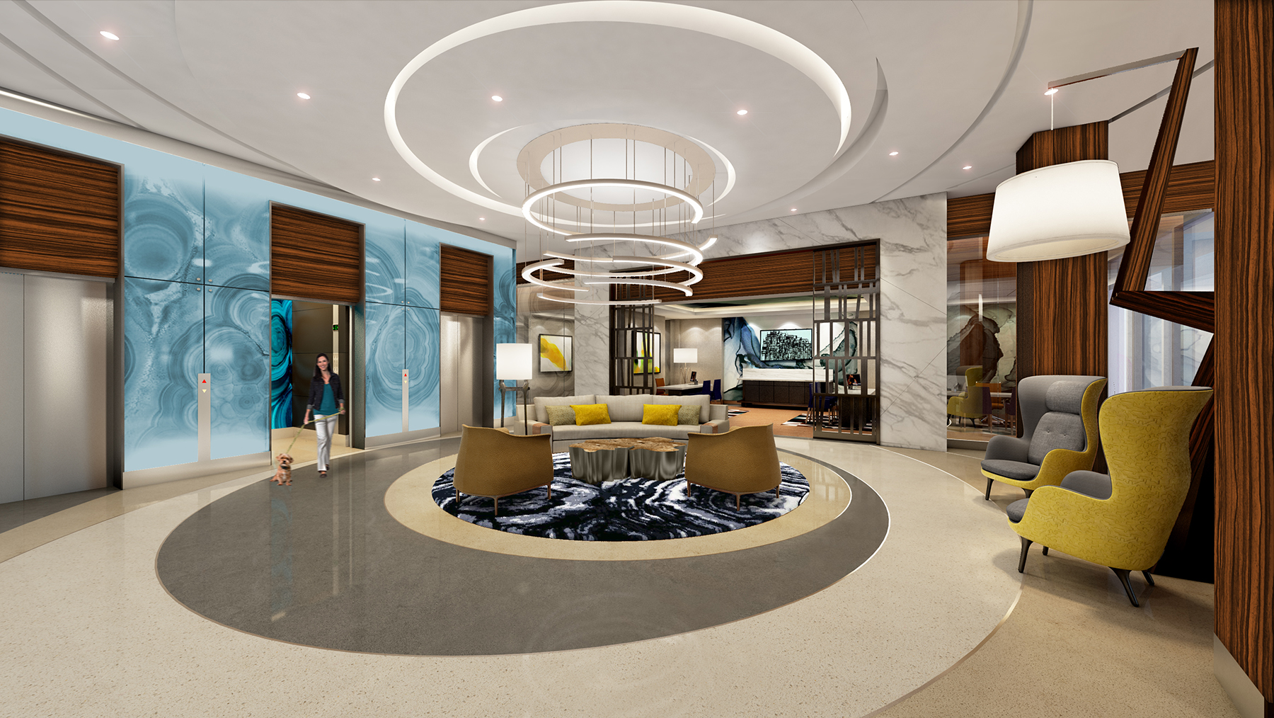 CityPlace Doral Announces Leasing For Its Luxury