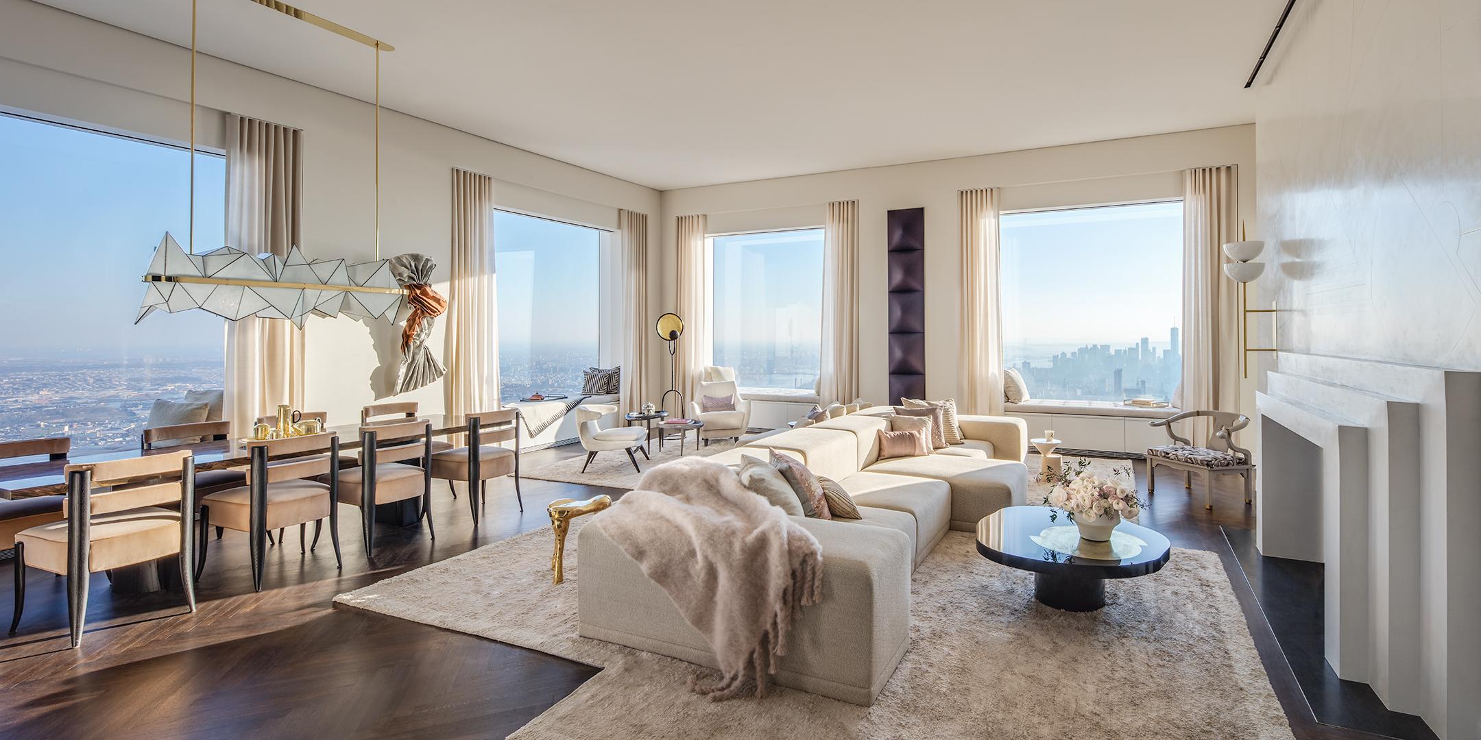 Living Room Manhattan