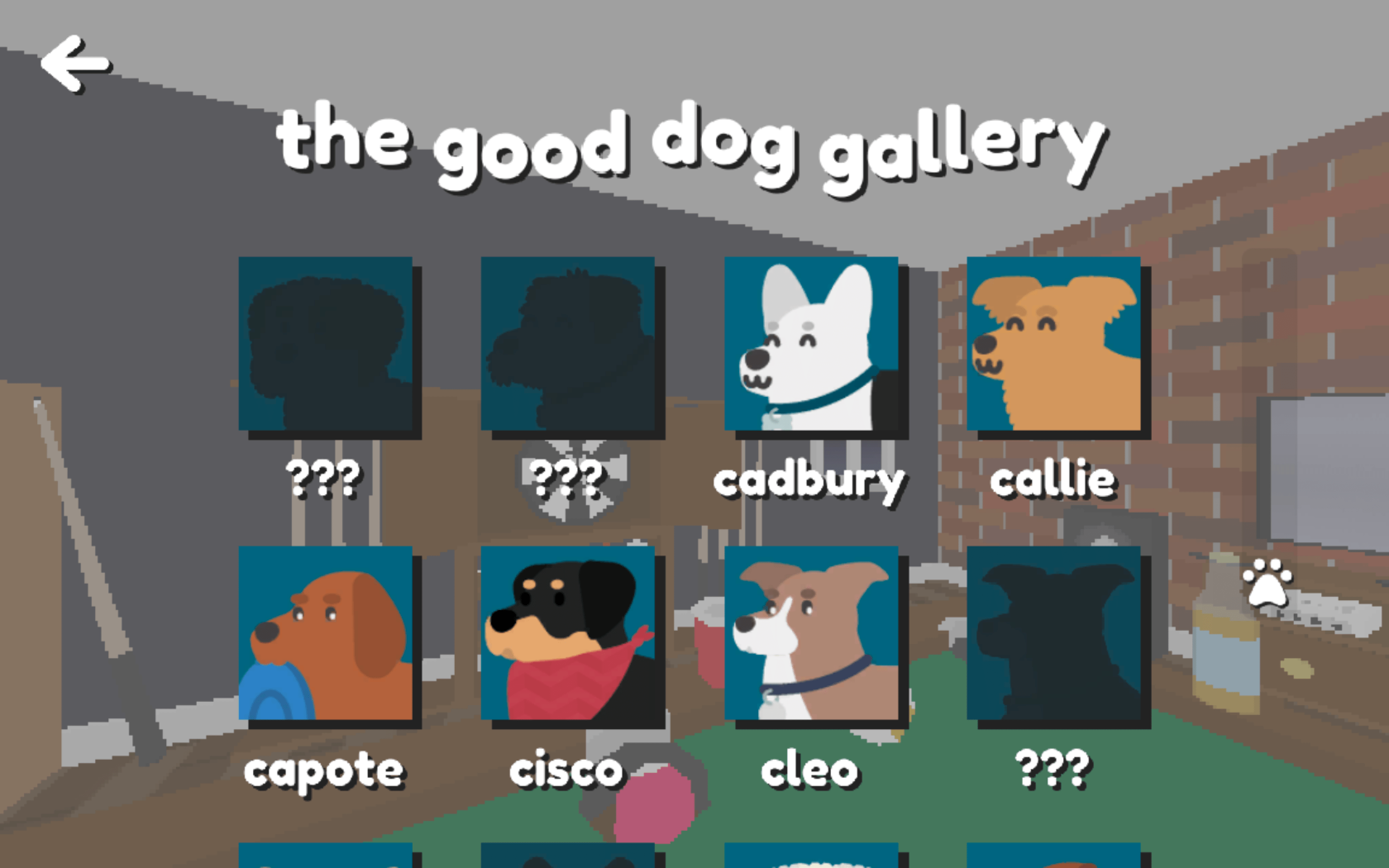 the good dog gallery from pet the pup