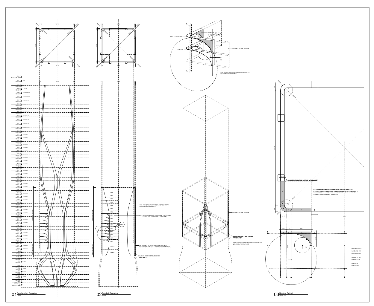 Zaha Hadid S Computer Drawings Of One Thousand Museum