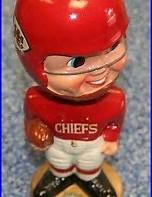 chiefs bobblehead2 - Two championships in one season: 1969 Kansas City Chiefs