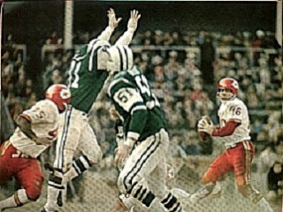 Jets Chiefs - Two championships in one season: 1969 Kansas City Chiefs