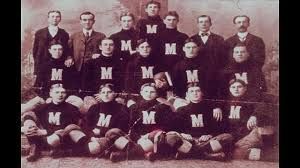 1900 Morgan Athletic Club - Cardinals Are nation's oldest pro football team
