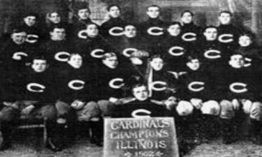 1902 cardinals - Cardinals Are nation's oldest pro football team