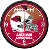 Ariz cards clock - Cardinals Are nation's oldest pro football team