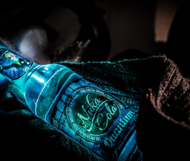 Fallouts Nuka Cola Quantum Soda Is Coming To Life Minus The Radioactive Stuff The Verge
