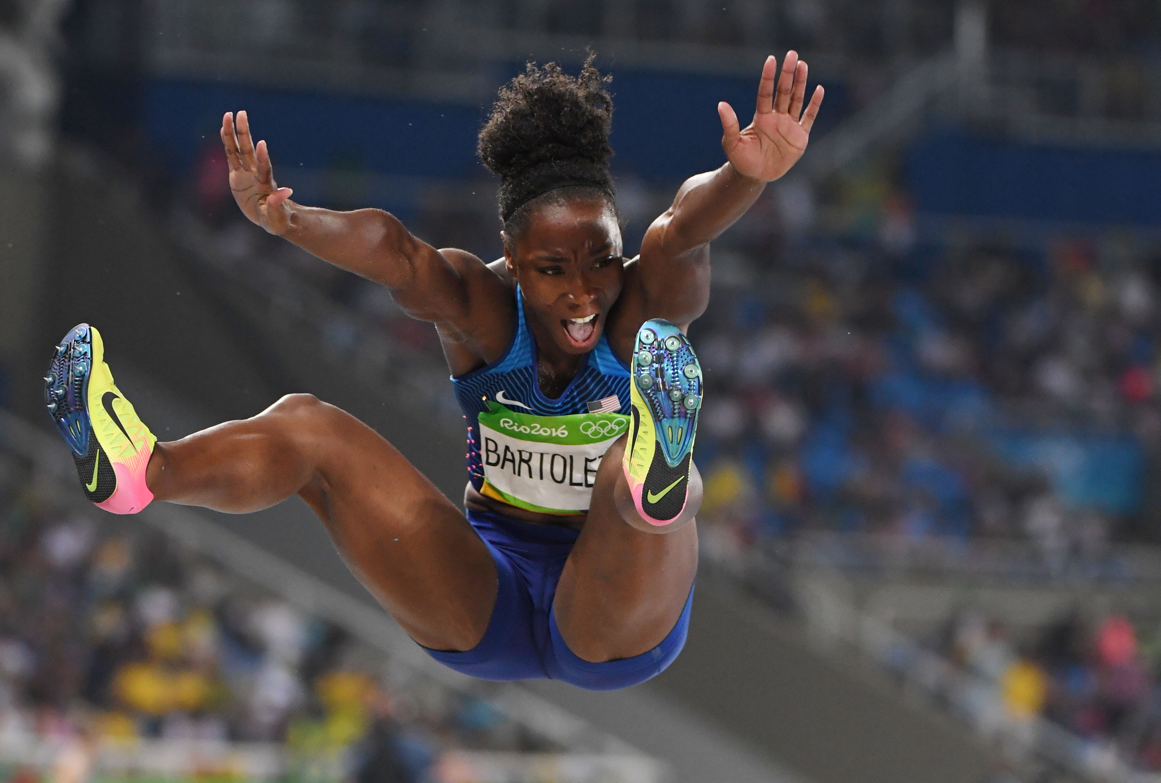 Womens Long Jump