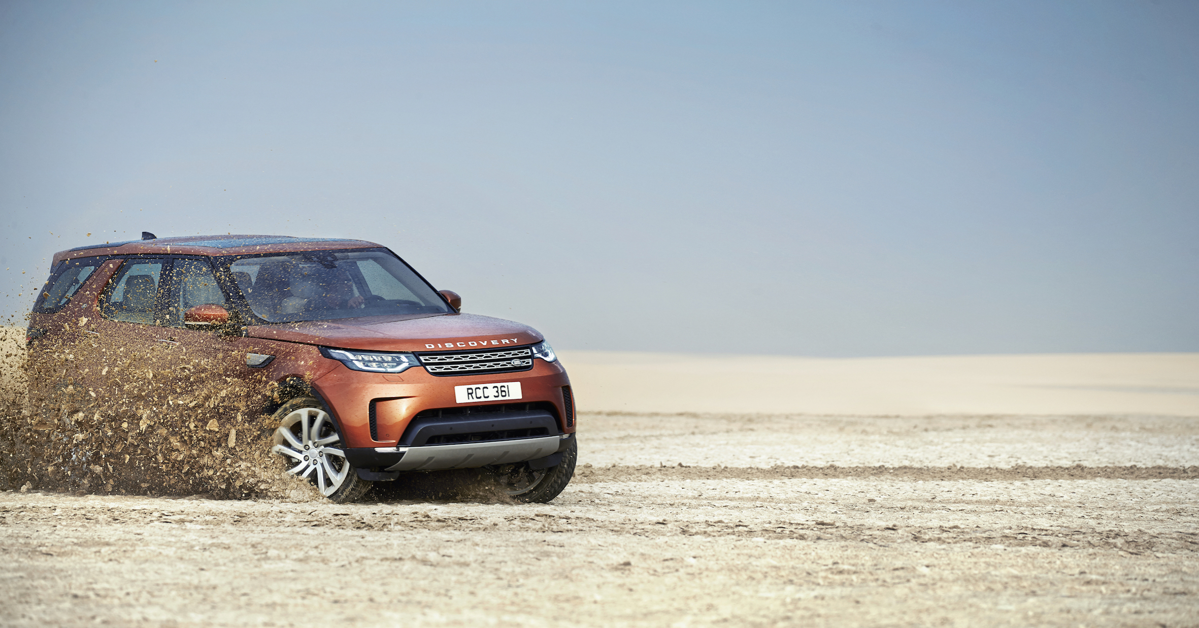 Land Rover The Verge