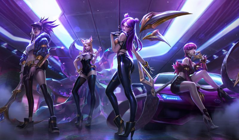 Leona Is Getting 2 New Eclipse Themed Skins