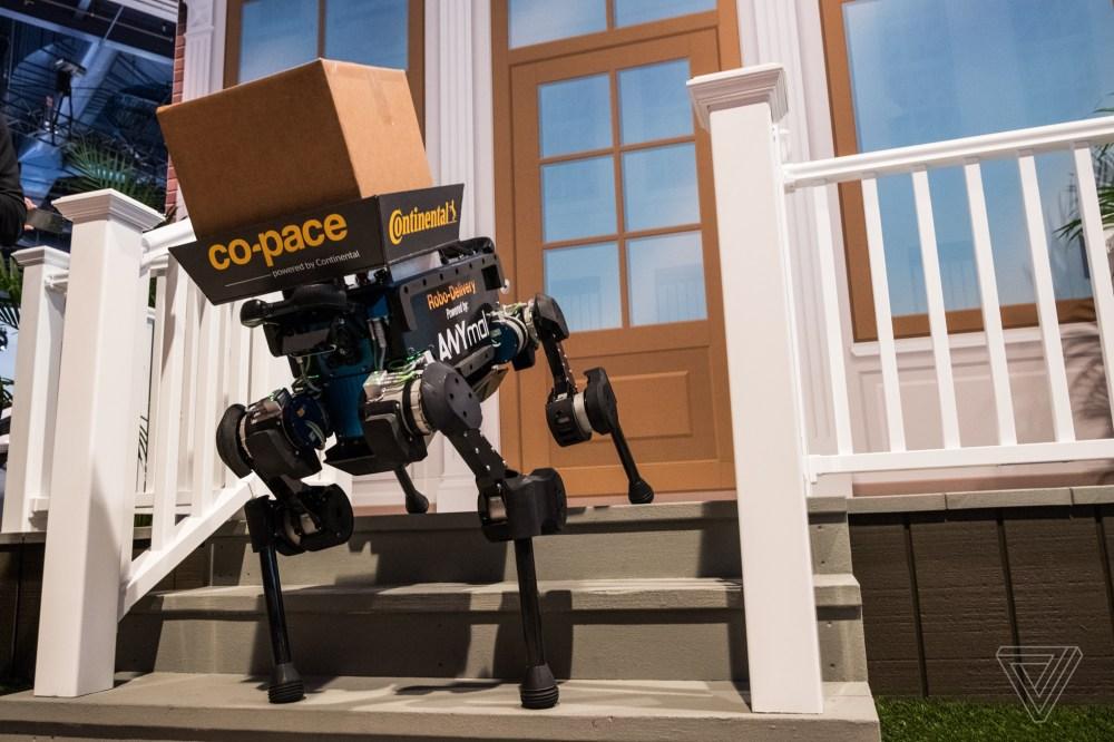 """Vaizdo rezultatas pagal užklausą """"Continental robot"""""""