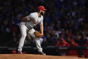 Cubs' Yu Darvish meets challenge of matchup with 'legend' Arrieta