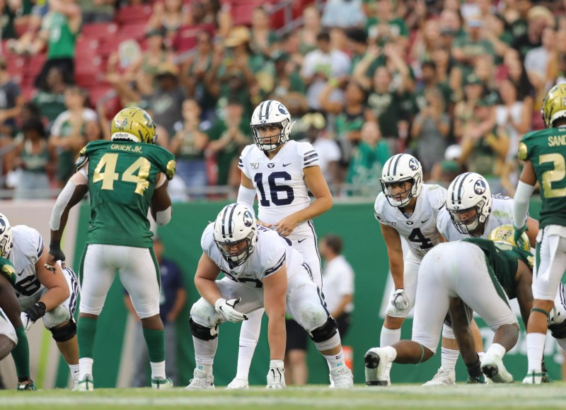 Live coverage: BYU Cougars host Boise State Broncos to cap Homecoming Week
