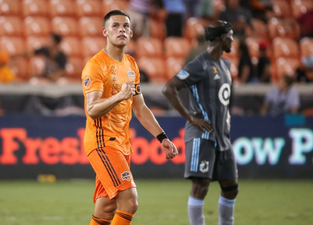 MLS: Minnesota United FC at Houston Dynamo
