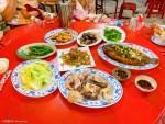 台北坪林美食-金瓜寮阿卿的店-白斬雞、溪蝦、吳郭魚必點